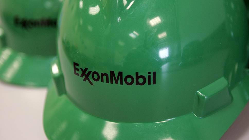 ExxonMobil против санкций в отношении России