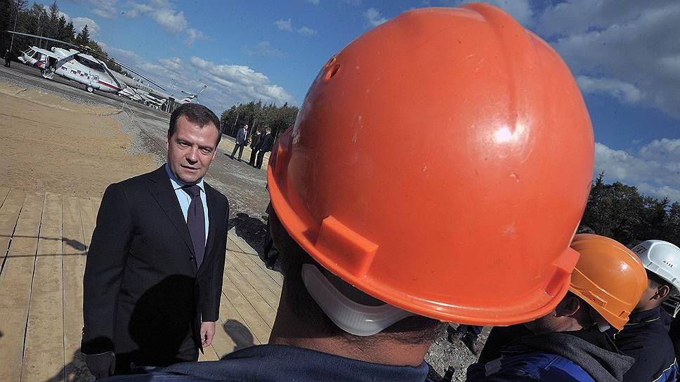 Как Дмитрий Медведев ускорил платные дороги