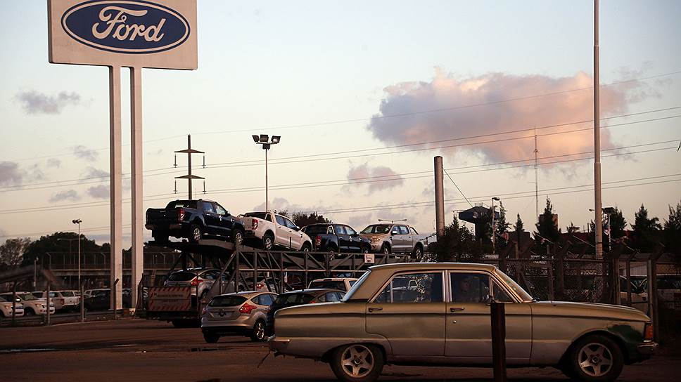 Почему Ford объявил об отзыве 1,4 млн автомобилей
