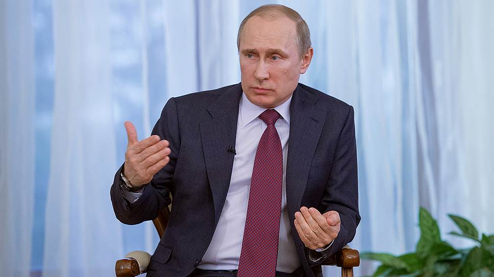 Как Владимир Путин поручил разработать новую концепцию преподавания истории с учетом роли Крыма