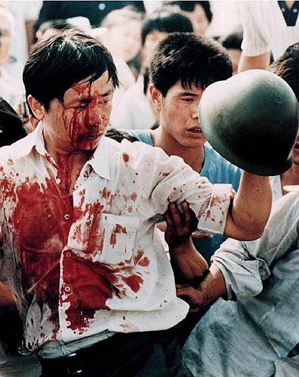К утру 4 июня площадь была освобождена от демонстрантов