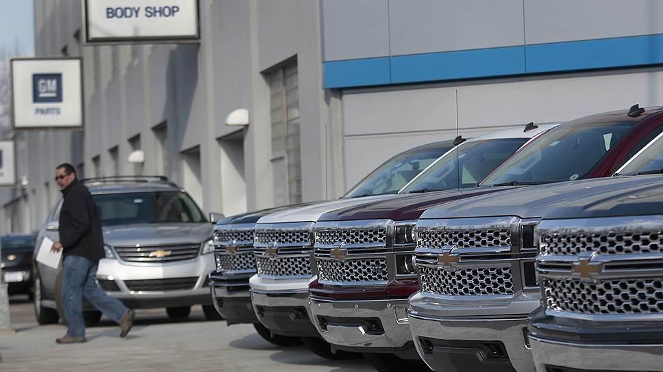 Как автопром в США вернулся к докризисным продажам