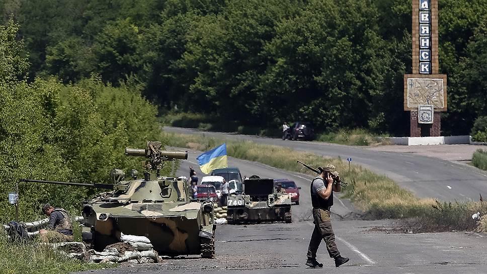 Как на Украине освободили журналистов «Звезды»