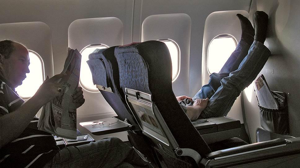 Как авиакомпаниям согласовывают черные списки