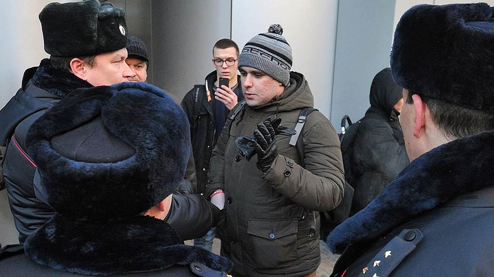Муниципальный депутат района Зюзино Константин Янкаускас