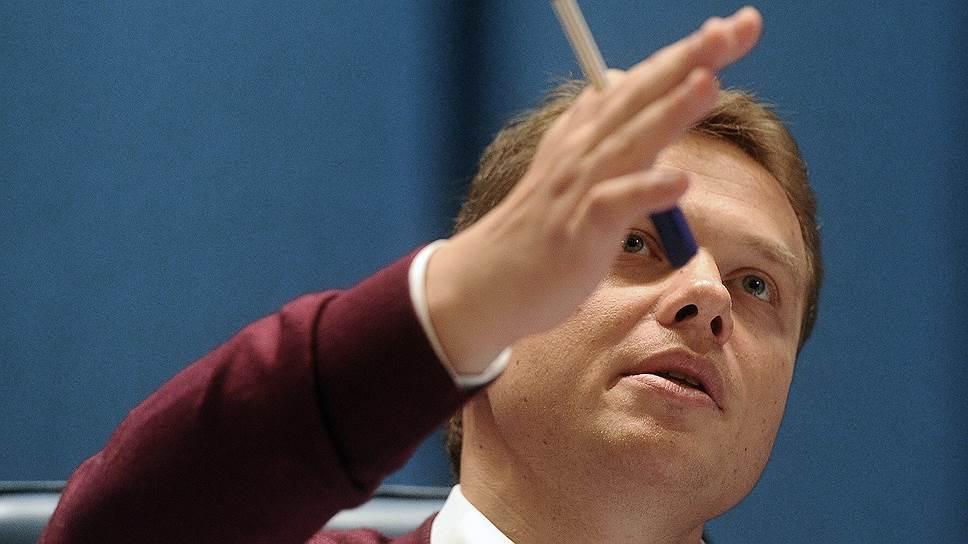 В чем Алексей Навальный обвинял Максима Ликсутова