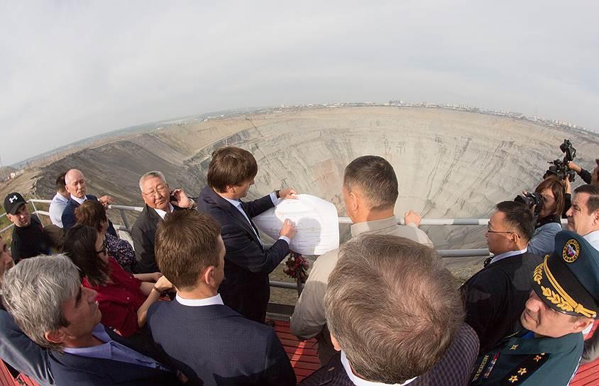 4 августа 2017 года на руднике произошла авария — произошел прорыв воды, рудник частично затопило.  Жертвами происшествия стали восемь горняков. В настоящее время рудник законсервирован, восстановительные работы запланированы в начале 2020 года