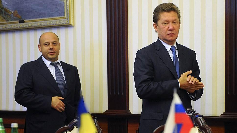 Как «Газпром» ввел предоплату газа для Украины