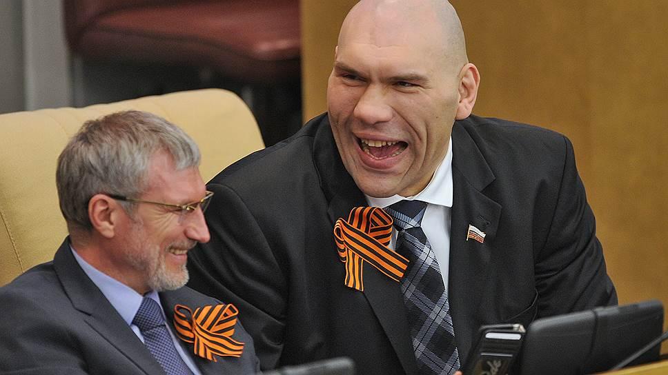 Госдума предпочла заявление по Украине заседанию