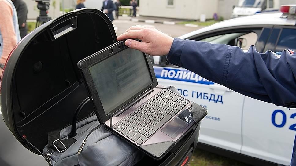 Как оформление аварий ускоряют планшетами