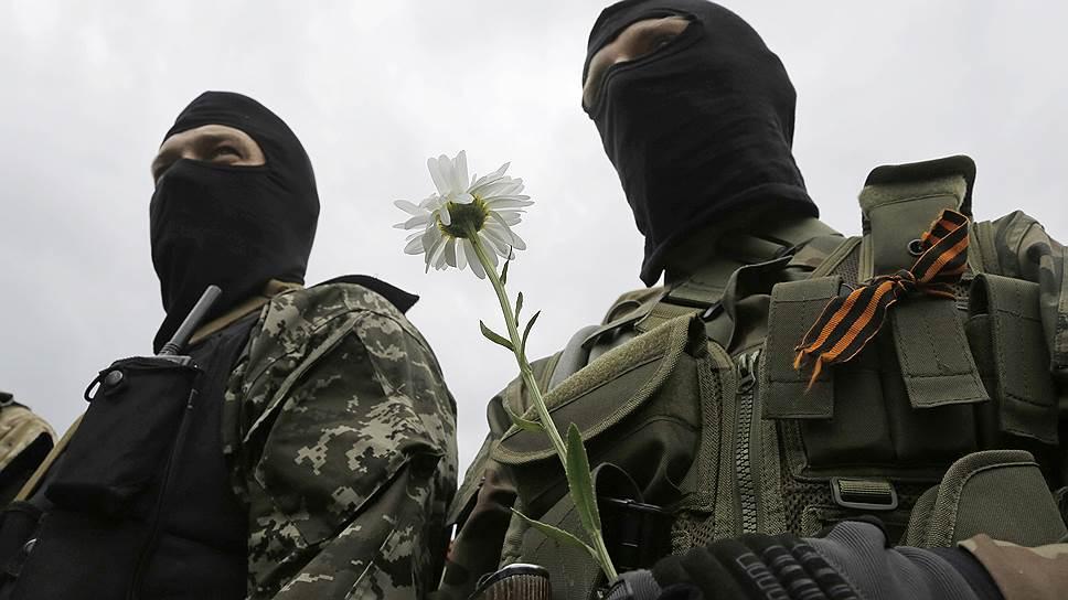 Донецкое перемирие сменилось перестрелкой