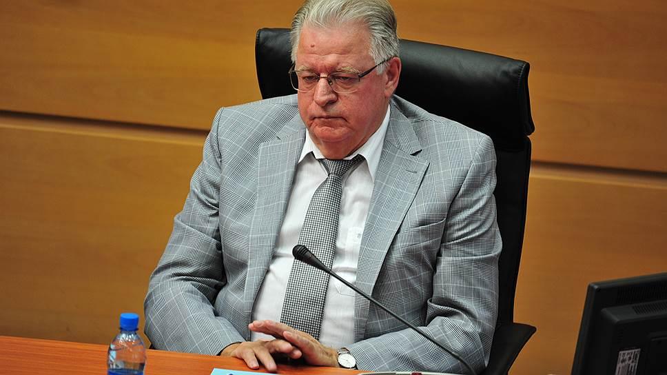 Депутат Самарской областной думы Александр Колычев