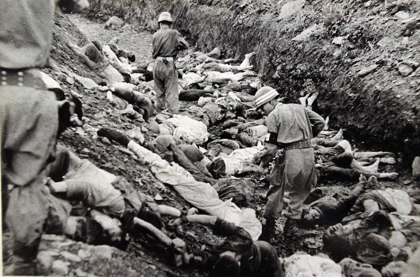 За время войны, по оценкам, количество погибших со стороны сил ООН составило 40 тыс. человек, со стороны Южной Кореи — 137 тыс. человек, со стороны КНДР — 112 тыс. человек, со стороны КНР — 60 тыс. человек, со стороны СССР — 262 человека