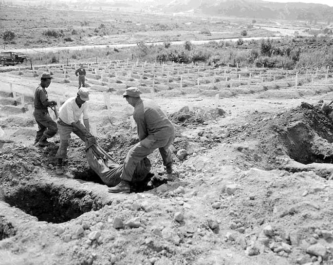 В результате войны экономика КНДР и Южной Кореи была разрушена, ни одна сторона не добилась ощутимых территориальных и военных успехов