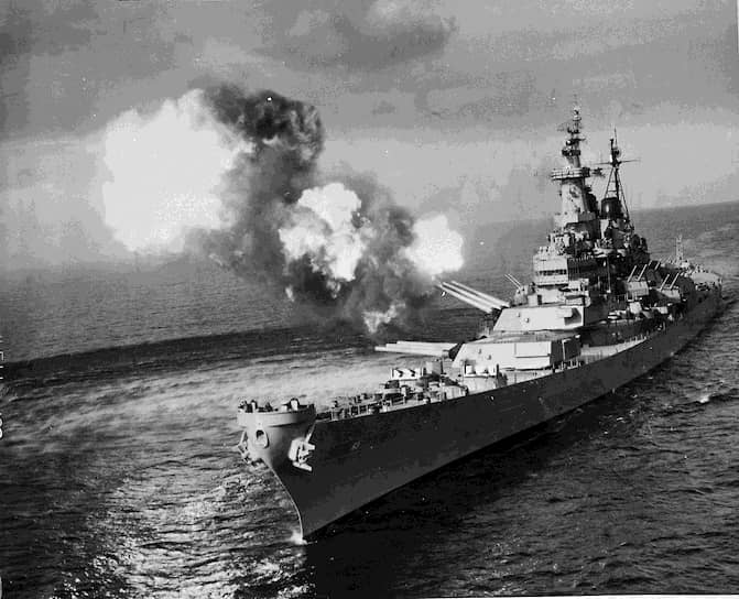Одновременно проводилась морская блокада КНДР