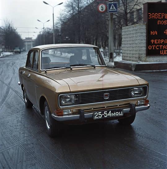 «Москвич-2140», который сходил с конвейера АЗЛК с 1976 по 1988 год, фактически являлся модернизированной версией 412-й модели. «Москвич-2140» получил новые дисковые тормоза и унаследовал от своего предшественника дефорсированный двигатель, неприхотливый к качеству топлива. Однако эта модель уже не могла конкурировать с моделями ВАЗа, которые доминировали на рынке