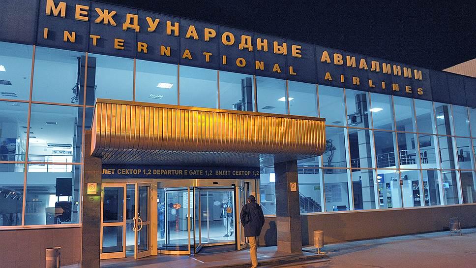 Как из аэропорта Симферополя начались международные рейсы