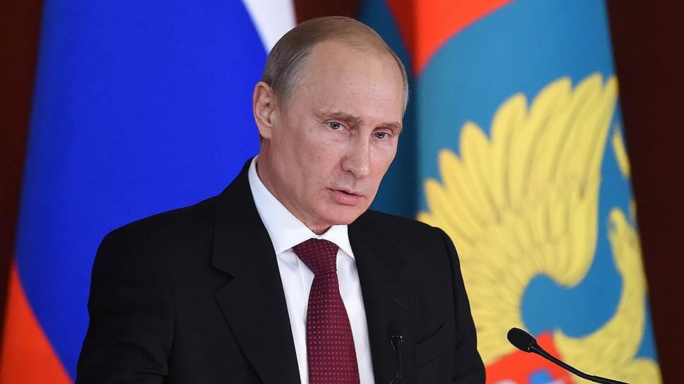 Владимир Путин нашел средство от «вируса национализма»