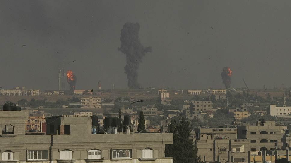 Как Израиль ответил «Хамасу» «Рубежом обороны»