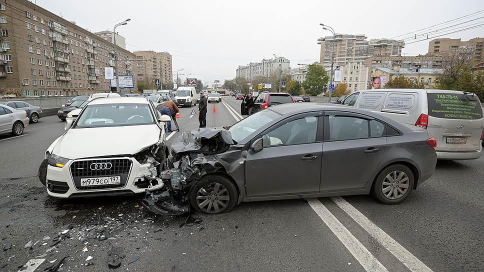Как аварийность на дорогах уменьшается