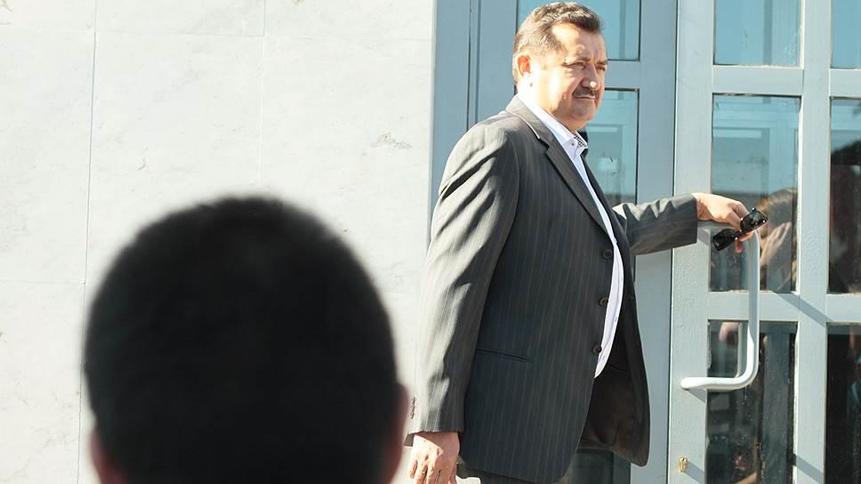 Бывший премьер Башкирии Раиль Сарбаев