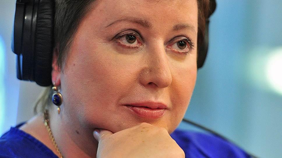 Член оппозиционной коалиции «За Москву» Ольга Романова