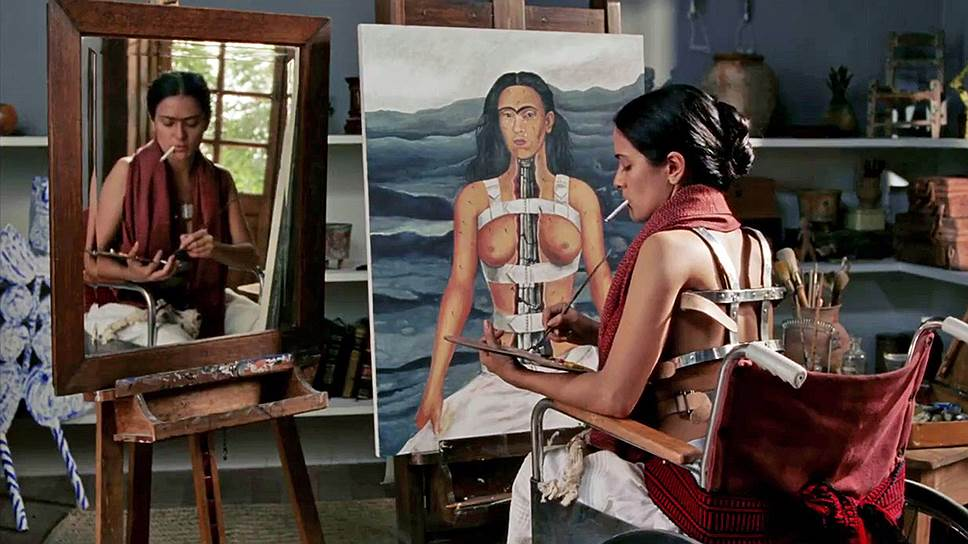 В 2002 году вышел фильм Джулии Теймор «Фрида», рассказывающий о непростой жизни художницы. Главную роль в нем сыграла еще одна мексиканская легенда — Сальма Хайек