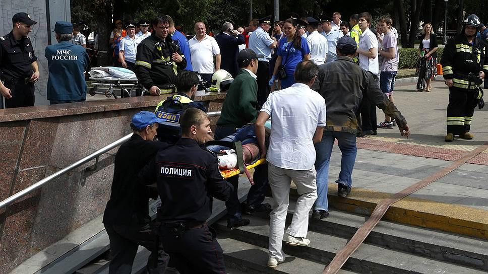 Всего в результате аварии погибли 24 человека, еще около 180 получили ранения. В числе погибших оказались граждане России, Китая, Таджикистана, Киргизии, Молдавии и Украины