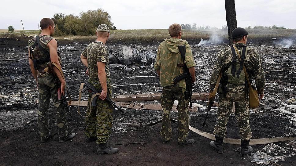 Как над Донецкой областью сбили пассажирский «Боинг-777»