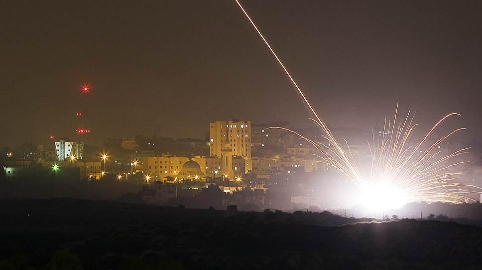 Израиль расширяет операцию в секторе Газа