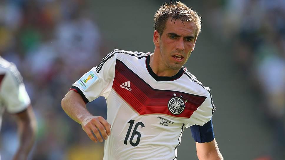 Немецкий футболист ламм