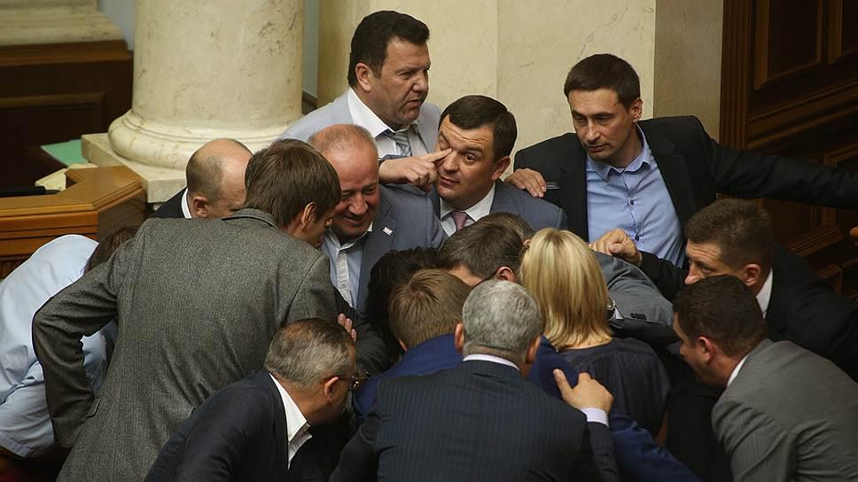 Как Украина решилась на выборы