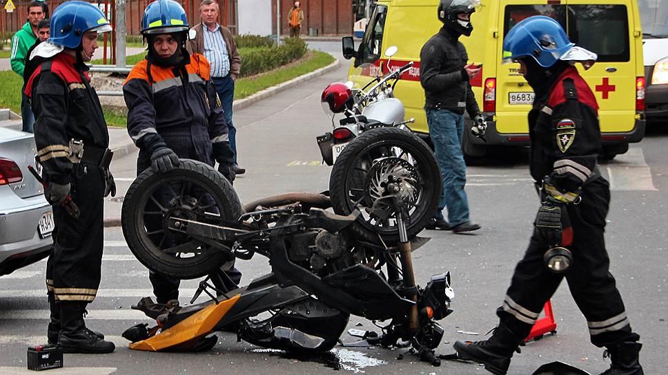 Как дорожная безопасность в Подмосковье и Москве снизилась из-за ДТП