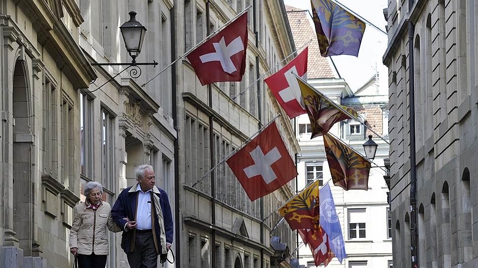 Как Швейцария расширяла санкции против России