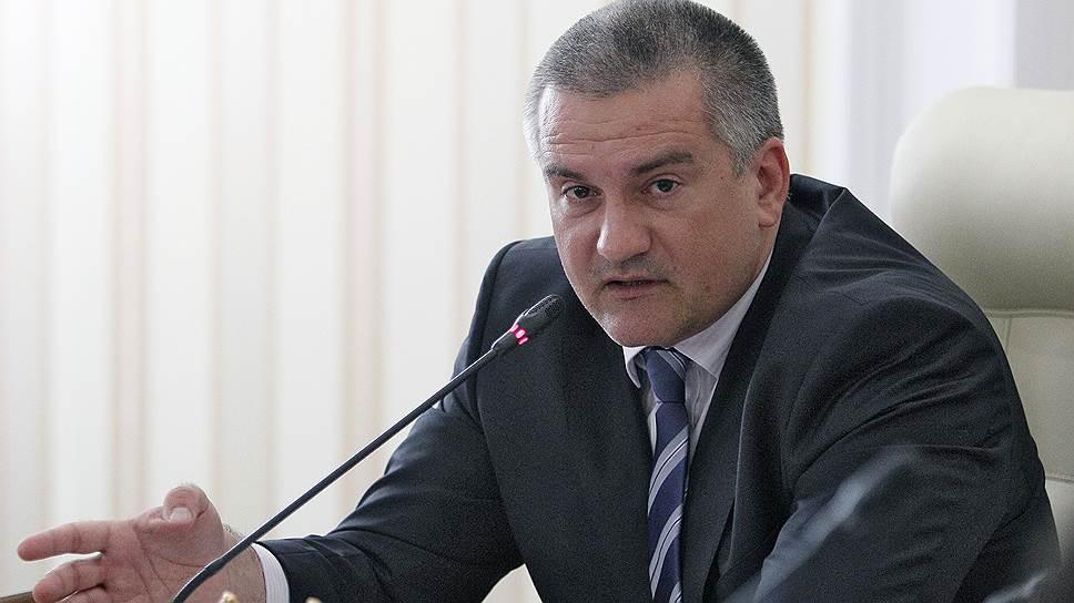 Как крымским чиновникам запретили дорогие машины и мебель
