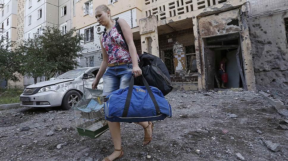 Как Россия направила на Украину гуманитарный конвой