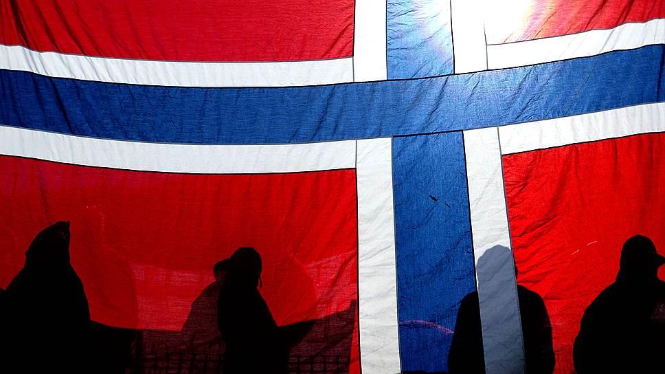 Какие санкции решила ввести Норвегия