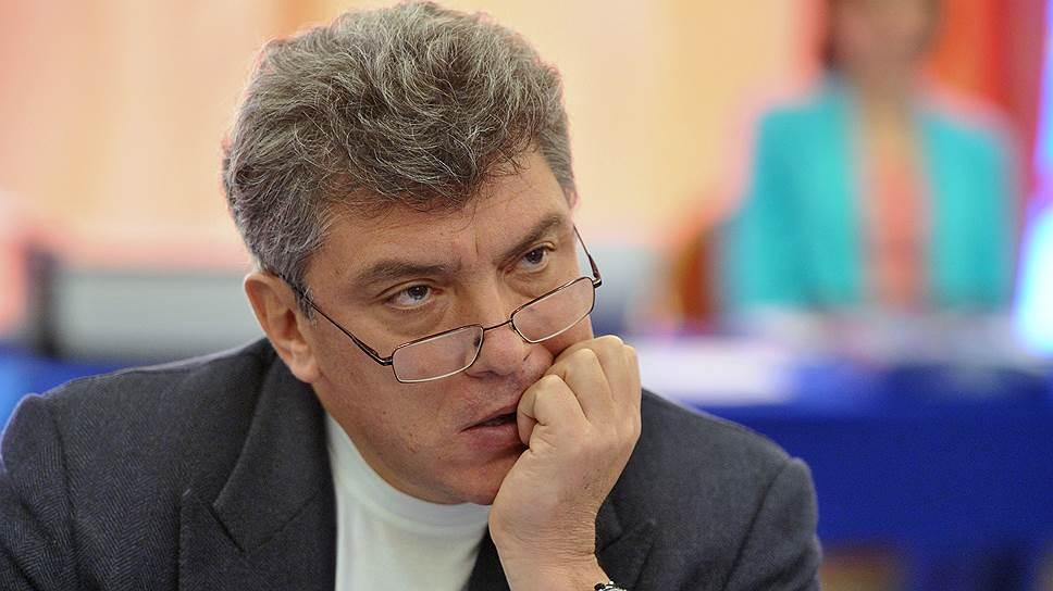 Как Борис Немцов выиграл у экс-заместителя ярославского губернатора