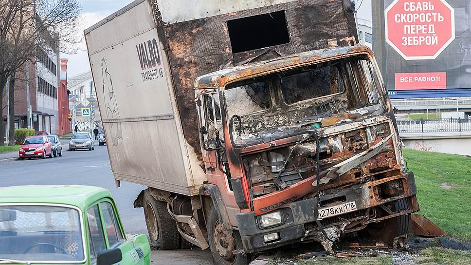 Как обнародовали данные об авариях за семь месяцев