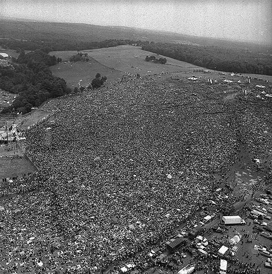 """В 1970 году был создан документальный фильм «""""Вудсток"""". Три дня мира и музыки». В 1971 году он получил премию «Оскар»"""