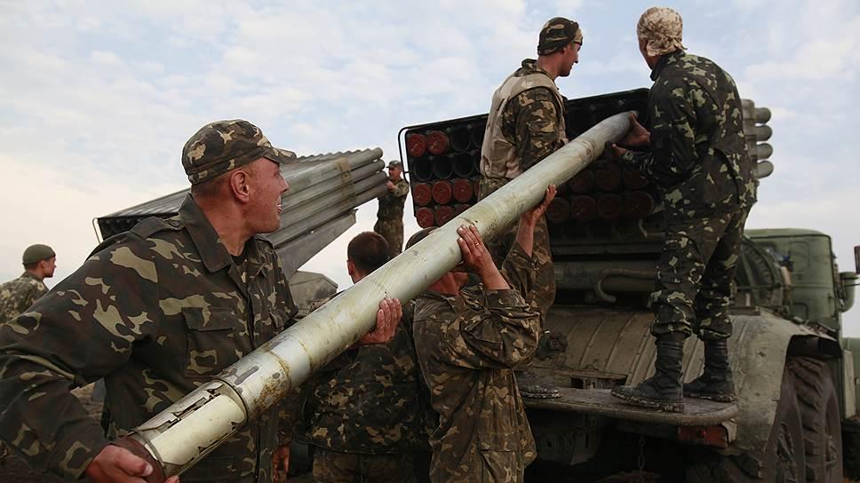 Как Нацгвардия Украины объявила о взятии Иловайска