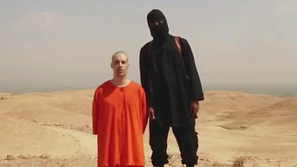 Как убийцей американского журналиста оказался исламист из Лондона