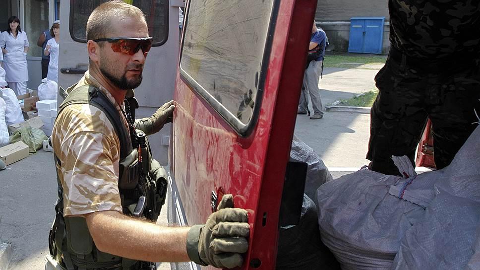 Как ополченцы ДНР согласились открыть гуманитарный коридор для украинских военнослужащих