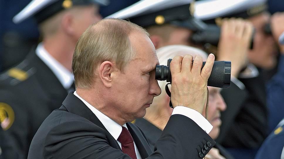 Владимир Путин вступился за украинских солдат