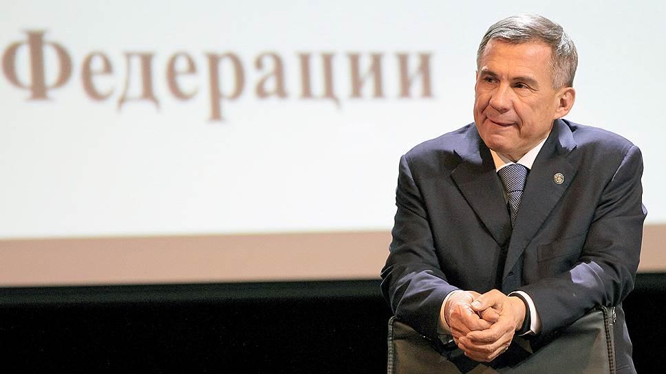 «Яблоко» покусилось на выборную кампанию Рустама Минниханова