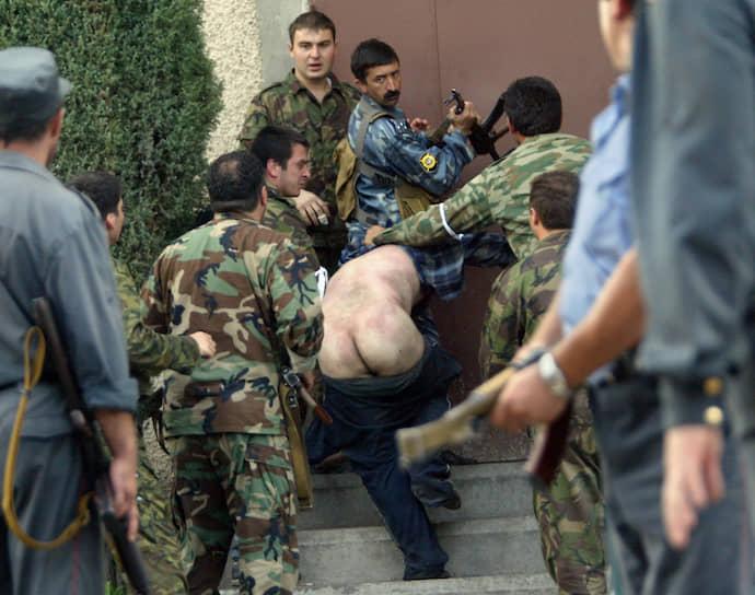 Единственный выживший участник захвата школы Нурпаша Кулаев 26 мая 2006 года Верховным судом Северной Осетии приговорен к пожизненному заключению. Предположительно отбывает наказание в колонии особого режима в поселке Харп (ЯНАО)