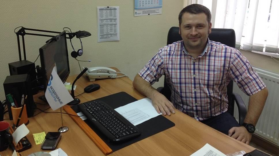 Владислав Суханов, генеральный директор ООО «Воздушные фильтры СПб»