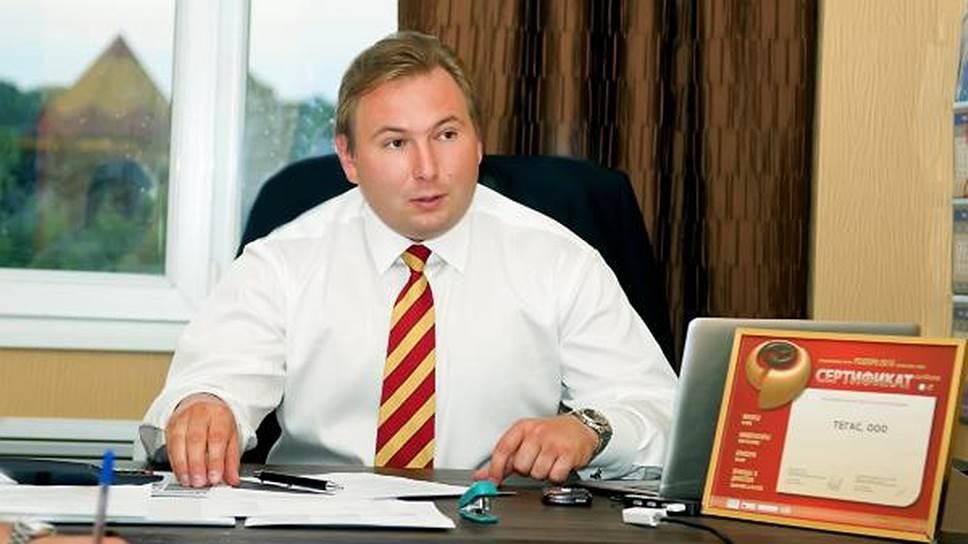 Игорь Ворошилов, собственник ГК «Тегас»