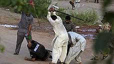 «Марш революции» в Пакистане