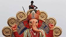 Фестиваль Ганеша в Индии